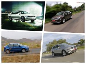 Volkswagen Makes Polo Ameo Vento Passat and Tiguan Ownership More Affordable
