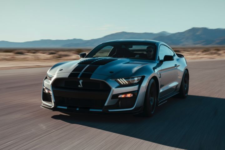 2020 Ford Mustang Shelby GT500 Is The Most Powerful Ford