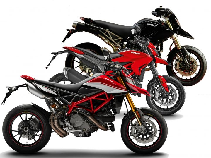 Ducati Hypermotard Through The Years The Evolution Of Ducatis