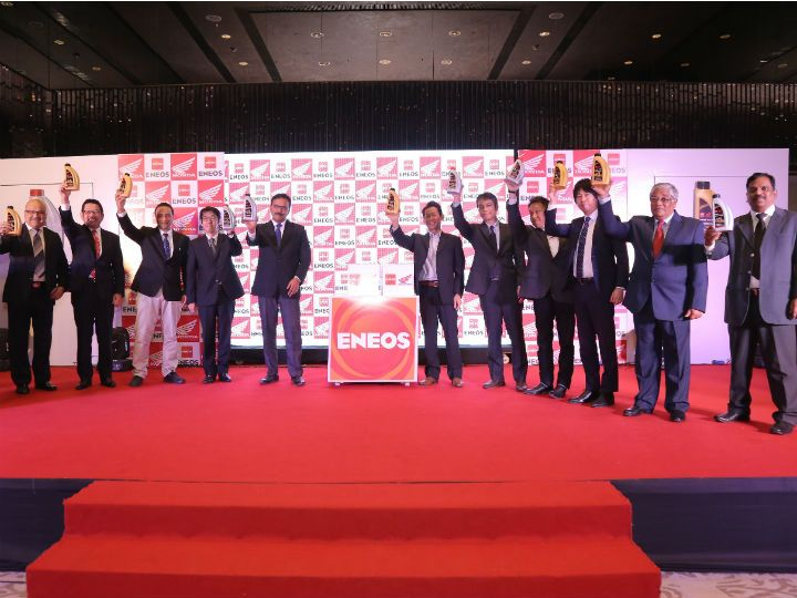 ENEOS Honda engine oil launch