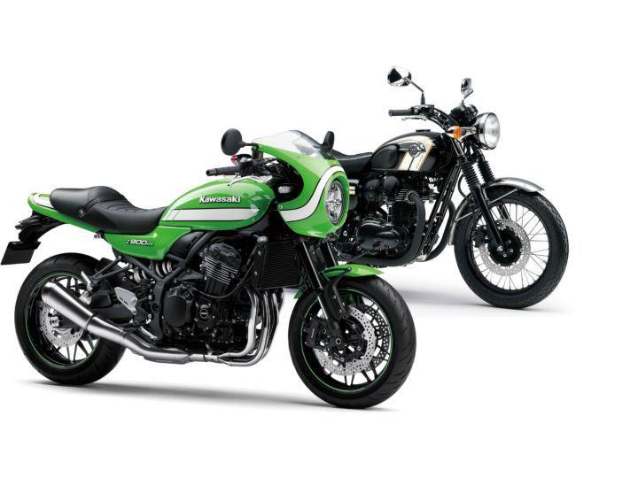New Retro Kawasaki Merugo Based On Z400 Like Z900rs And W800 Zigwheels