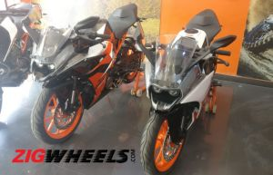 Finally! KTM RC200 Gets Single-channel ABS