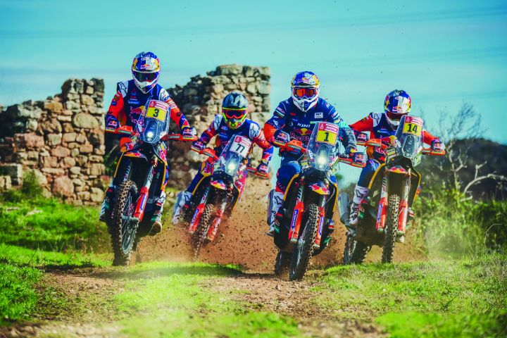 Dakar 2019 Preview: Can Anybody Stop KTM This Year? - ZigWheels