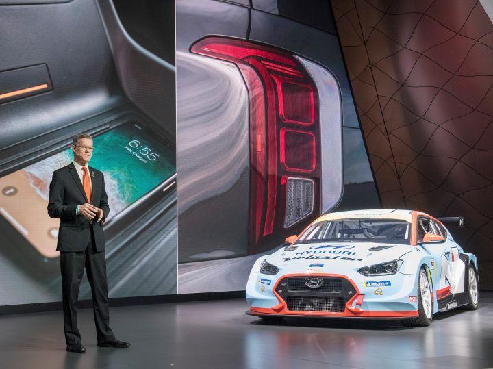 Hyundai Unveils Race-spec Veloster N, Elantra GT N at