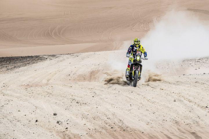 Dakar 2019 Peru Stage 2