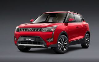Mahindra XUV300 Launch On Valentine's Day