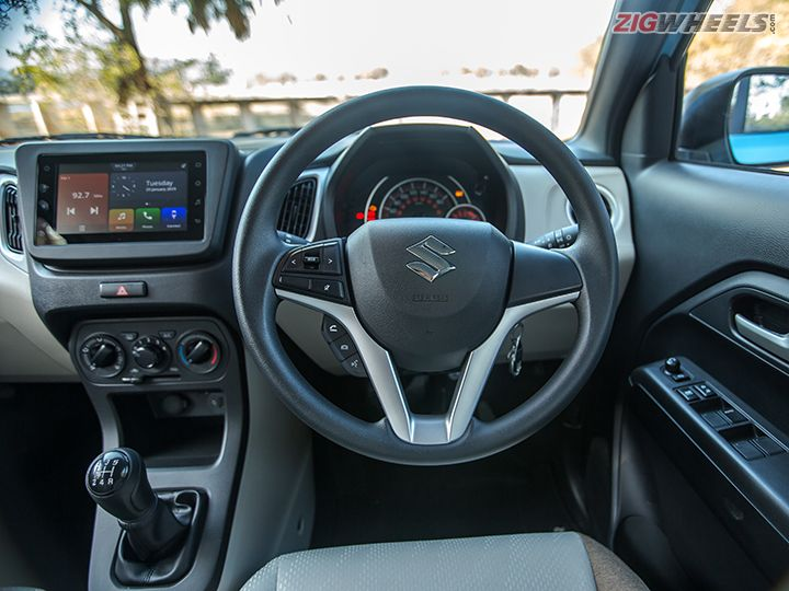 New Maruti Suzuki WagonR 2019: First Drive Review - ZigWheels