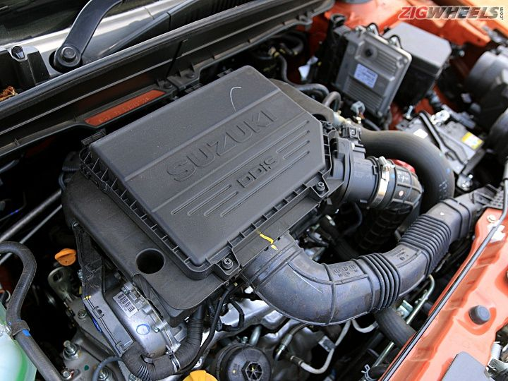 Suzuki Engines