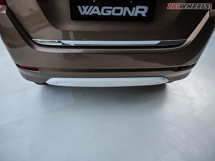 Maruti Suzuki Wagon R Accessories