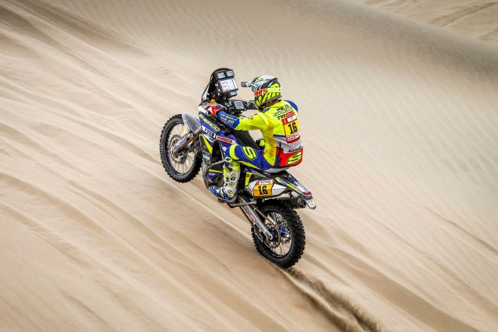 Dakar 2019 Stage 9: Aravind KP On The Verge Of Completing 2019 Dakar