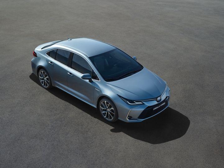 New Toyota Corolla 2020