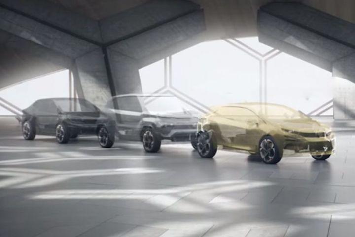 Tata four new cars at Geneva