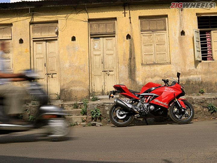 TVS Apache RR 310 9,000km Long Term Review: The Good, The Bad And