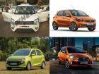 2019 Maruti Wagon R Vs Hyundai Santro And Other Rivals: Spec Comparison