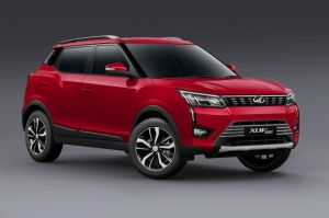Mahindra XUV300 Interior Spied Gets Cruise Control Sunroof Steering Modes