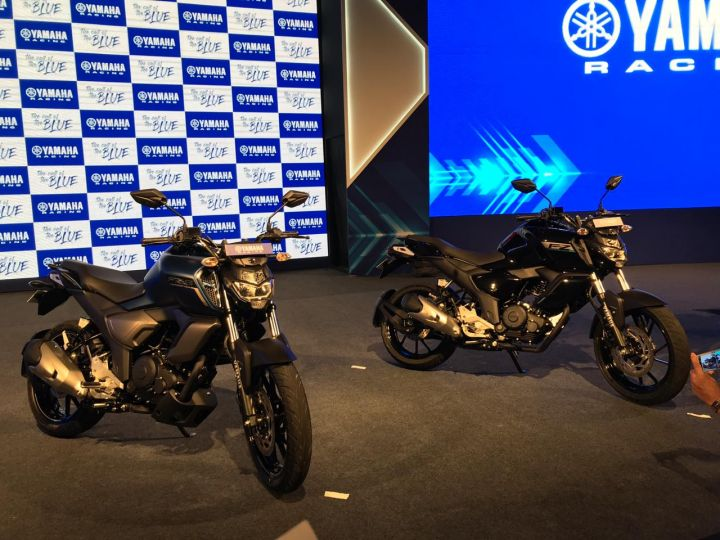 Yamaha FZ And FZ-S Fi Version 3.0 Launched In India