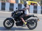Yamaha MT-15 Spotted Testing In India