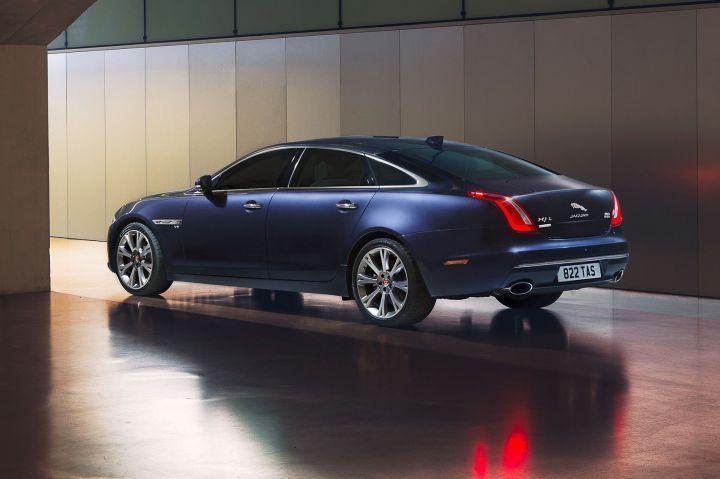 2020 Jaguar Xj Will Be An All Electric Limousine Zigwheels