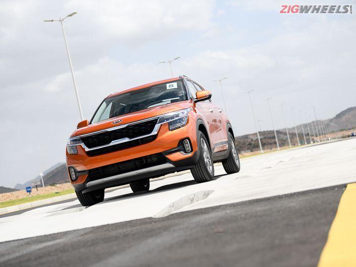 2019 Kia Seltos First Drive Review