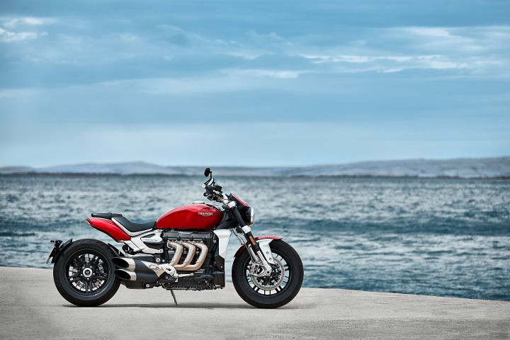 Triumph Resurrects Its Torque Monster, The Rocket III
