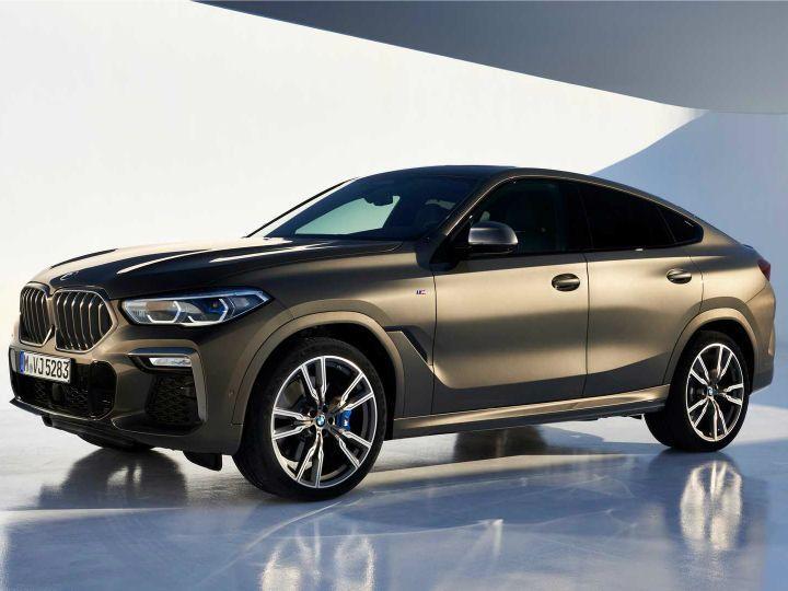 Manhattan Motor Cars >> 2020 BMW X6 Makes Its Global Debut - ZigWheels