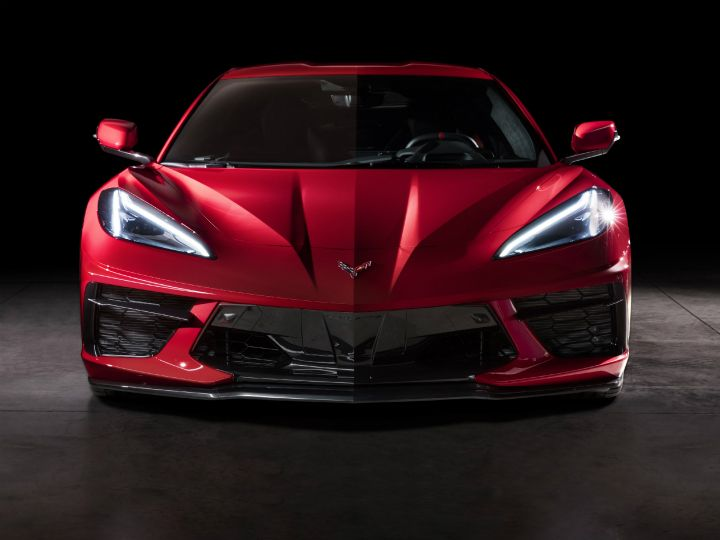 2020 Corvette Stingray Is Now Mid Engined And Even More Mental