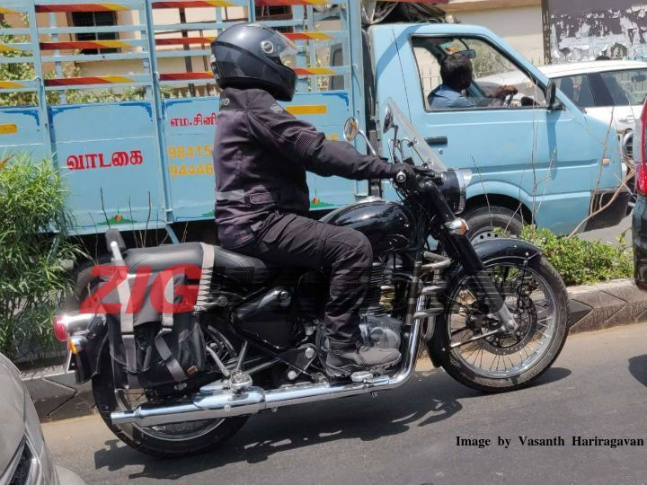2020 Royal Enfield Classic 350 To Get Switches From Concept KX