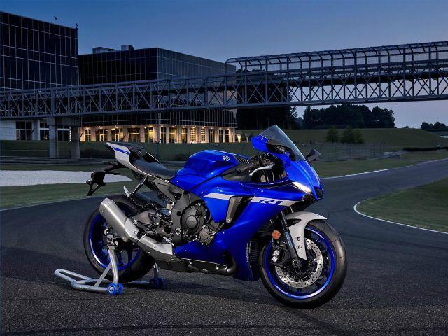2020 Yamaha YZF-R1 Revealed At Laguna Seca - ZigWheels