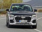 Upcoming Audi Q5 Facelift Spotted Testing For The First Time