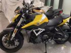 New Benelli TNT 600 Spotted In China, Likely To Be BS6 Compliant