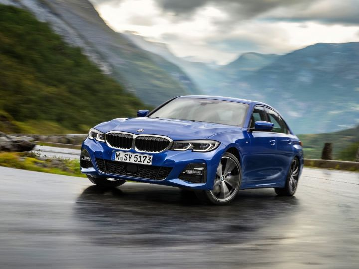 2019 Bmw 3 Series On Its Way India Launch On August 21 Zigwheels