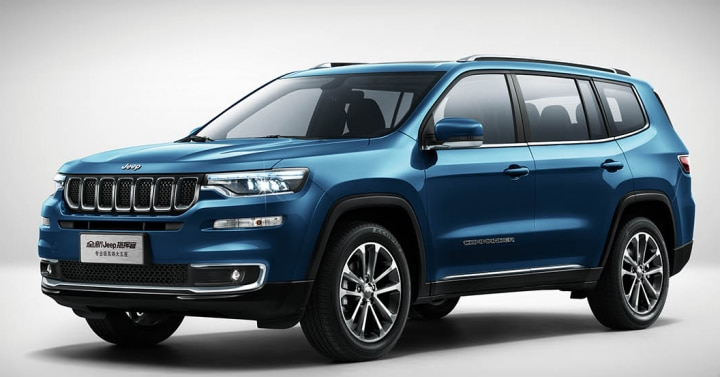 3 Row Jeep >> Jeep Readying Fortuner Rival Expected To Debut By 2021 22 Zigwheels