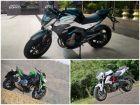 CFMoto 650NK vs Kawasaki Z650 vs Benelli TNT 600i: Spec Comparison
