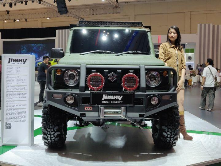2019 Suzuki Jimny: News, Design, Release >> Suzuki Jimny Tough Concept Is The Badass Suv We Need Zigwheels