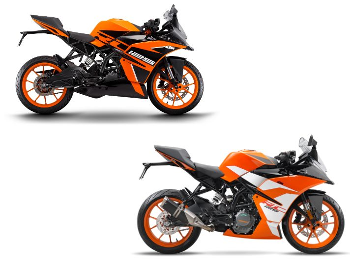 KTM RC 125: India vs International-spec - What's Different?