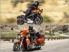 Harley-Davidson LiveWire vs Ultra Limited