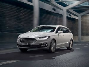 Ford Mondeo To Be Revived As A Mid-Sized Crossover