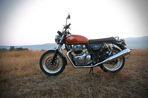 Ohlins Suspension Available For Royal Enfield Interceptor 650, Continental GT
