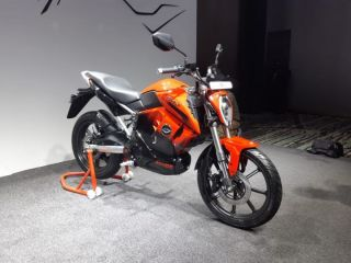 Revolt RV 400 Electric Bike Unveiled In India - ZigWheels