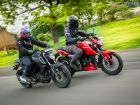 Yamaha FZ-S Fi V3.0 vs TVS Apache RTR 160 4V: Comparison Review