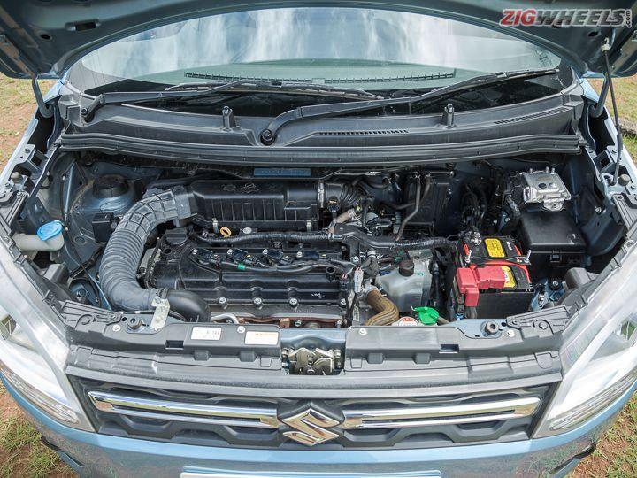 Maruti Wagonr Amt Vs Hyundai Santro Amt Comparison Review Zigwheels