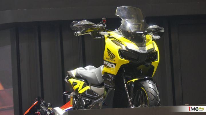 Honda Urban ADV 150 Concept