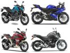 Yamaha R15 V3.0, FZ25 And Others Get A Price Hike