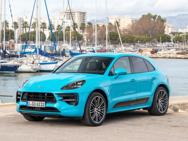 Porsche Macan Facelift To Launch Tomorrow Here\u0027s What