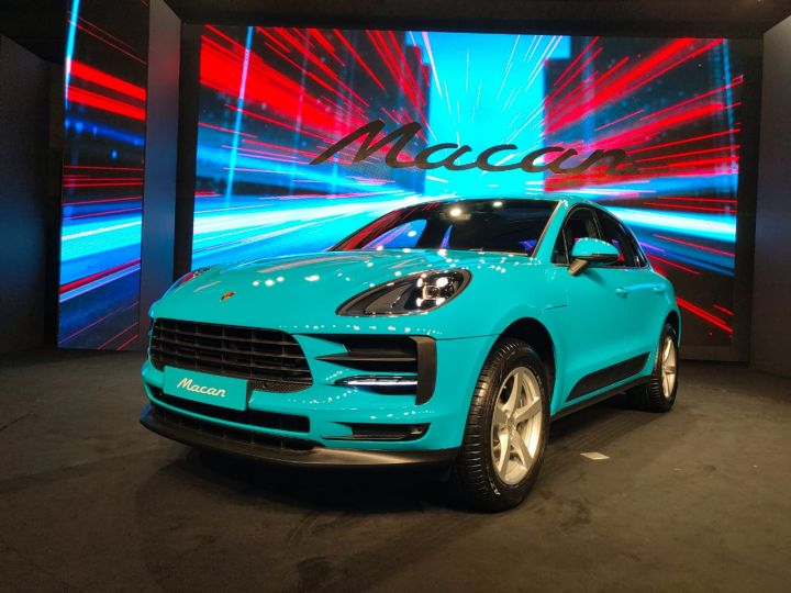 2019 Porsche Macan Facelift Launched At Rs 69.98