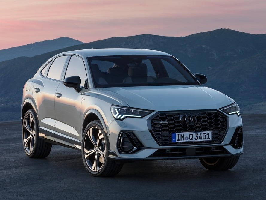 Sportier Looking 2020 Audi Q3 Sportback Revealed Zigwheels