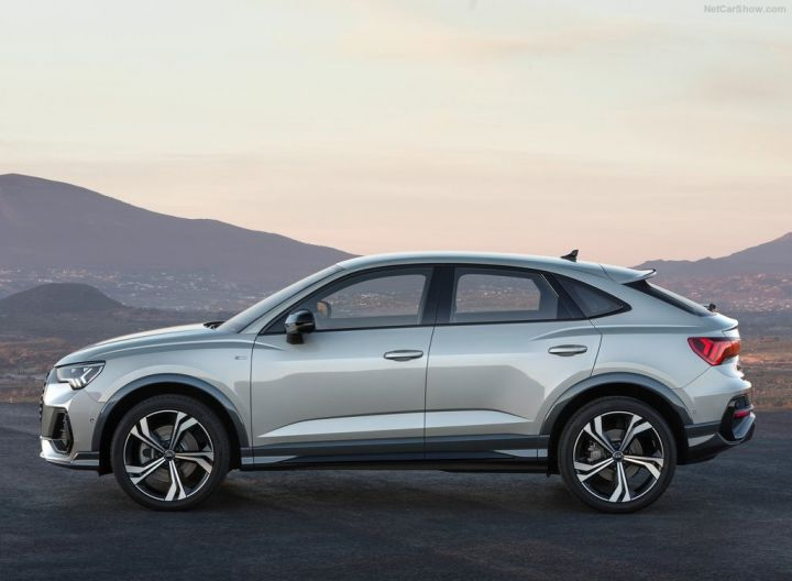 2020 Audi Q3: News, RS Q3, Specs, Release >> Sportier Looking 2020 Audi Q3 Sportback Revealed Zigwheels