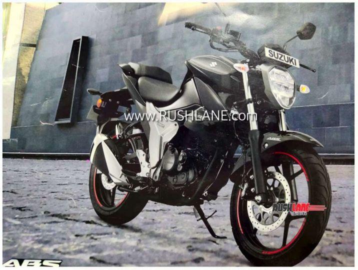 2019 Suzuki Gixxer Pictures Leaked - ZigWheels