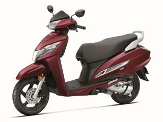 BS6 Honda Activa 125 Unveiled In India