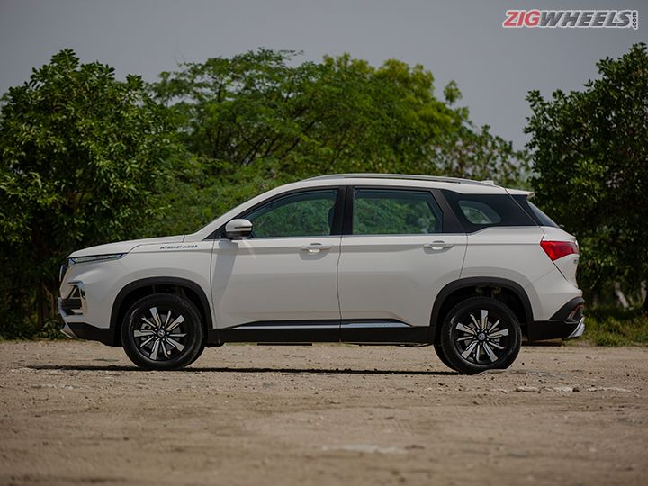 2019 MG Hector Review First Drive ZigWheels